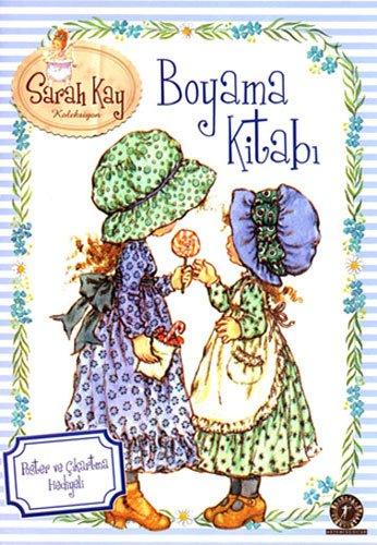 Boyama Kitabi Poster Ve Cikartma Hediyeli Sarah Kay