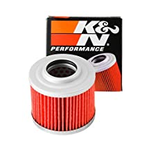 K&N KN-151 Powersports High Performance Oil Filter