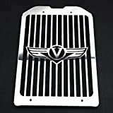 Alpha Rider Stainless Steel Water Tank Radiator Grill Net Guard Cover Protector For Kawasaki Vulcan 1500 VN1500 Vulcan 1600 VN1600 Mean Streak 2002-2008 V Style