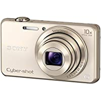 Sony Cyber-shot DSC-WX220 (Gold)