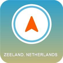 Zeeland, Países Baixos GPS