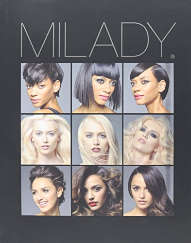 Bundle: Milady Standard Cosmetology, 13th + Theory Workbook + Practical Workbook + Exam Review