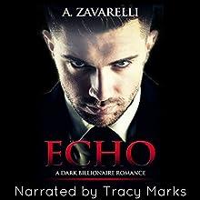 Echo: A Dark Billionaire Romance: Bleeding Hearts, Book 1 Audiobook by A. Zavarelli Narrated by Tracy Marks