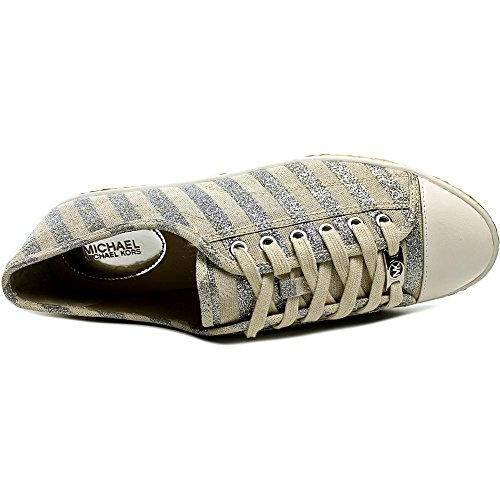 Michael Michael Kors Kristy Lace Up Lona Zapatillas