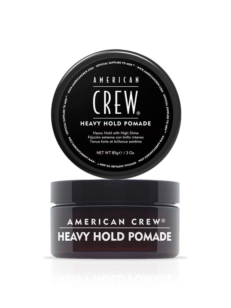 American Crew Heavy Hold Pomade, 3 oz, Maximum Hold and Shine