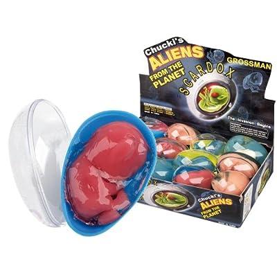 Ozbozz Grossman - Alien Egg: Toys & Games