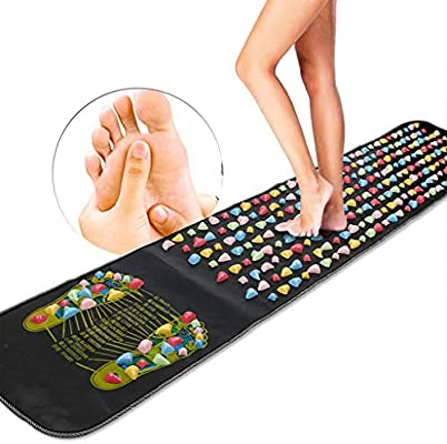 Amycute Esterilla de acupresión para pies, cojín conveniente ...