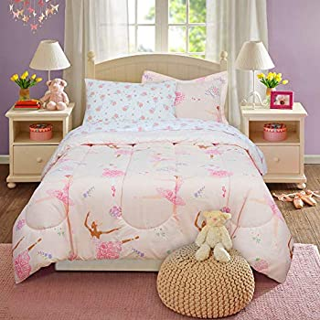 Lullaby Bedding Space Queen Cotton Printed 4 pc Comforter Set Safah Inc QCO-SPACE