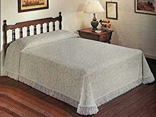 product image for Maine Heritage Bedspread - King - White
