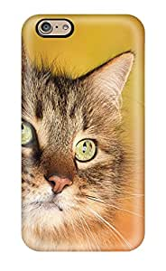 FFhdNlf623shMlW Case Cover Protector For Iphone 6 Fluffy Cat Case