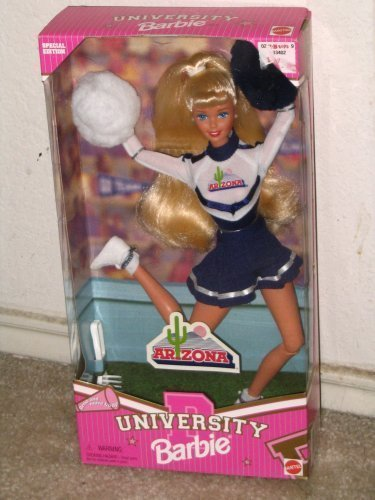 Arizona University Barbie Cheerleader
