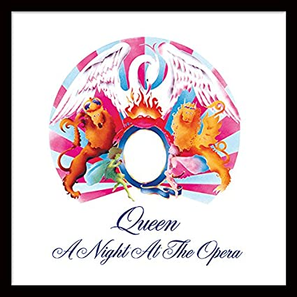 Queen A Night at The Opera 12