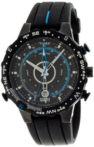 Timex-Intelligent-Quartz-Analog-Black-Dial-Mens-Watch