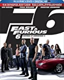 Fast & Furious 6 (Limited Edition SteelBook) (Blu-ray + DVD + Digital Copy + UltraViolet) (Bilingual)