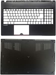 Laptop Replacement Parts Fit MSI GS63 GS63VR MS-16K2 Palmrest and Bottom Case Cover