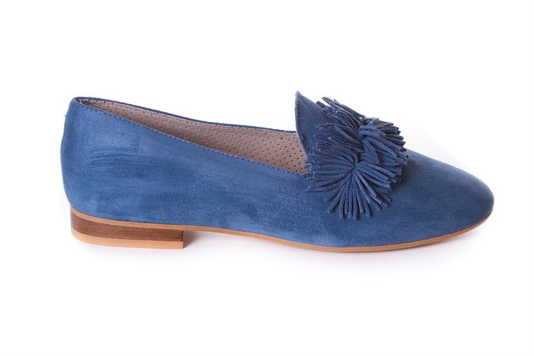 Zapato Nature 3928 - Azul Serraje 36 EU|Azul