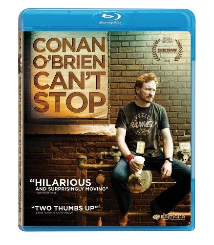 Conan O'Brien Can't Stop [Blu-ray] (Ray Blu Conan)