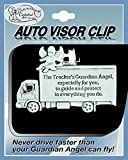 Cathedral Art KVC624 Angels at Work and Play Visor Clip, Trucker, 2-1/4-Inch