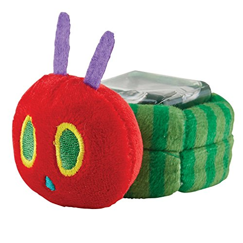 Stephan Baby Eric Carle The Very Hungry Cater-Boo Comfort Toy and Boo Cube
