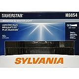 1995 jeep cherokee headlights - SYLVANIA H6054 SilverStar High Performance Halogen Sealed Beam Headlight 142x200, (Contains 1 Bulb)