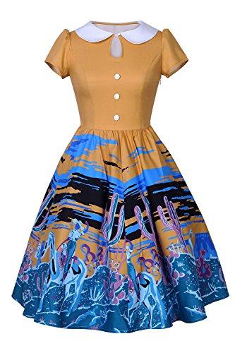 Retro Summer Dresses - 2