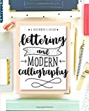 #1: Lettering and Modern Calligraphy: A Beginner's Guide: Learn Hand Lettering and Brush Lettering