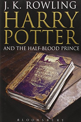 Harry Potter and the Half-Blood Prince (The Harry Potter Series, 6) (Harry Potter Monsters)