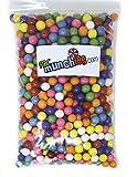 Dubble Bubble Gumball Refill, 8 Flavors, 4 LB