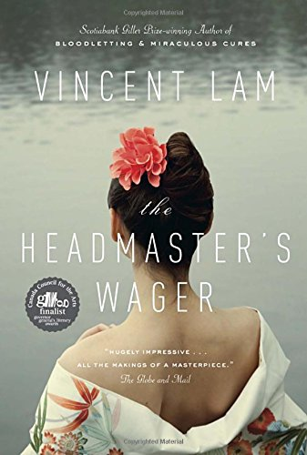 The Headmaster's Wager by Anchor Canada