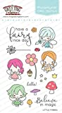 The Greeting Farm - Little Fairies Clear Stamps