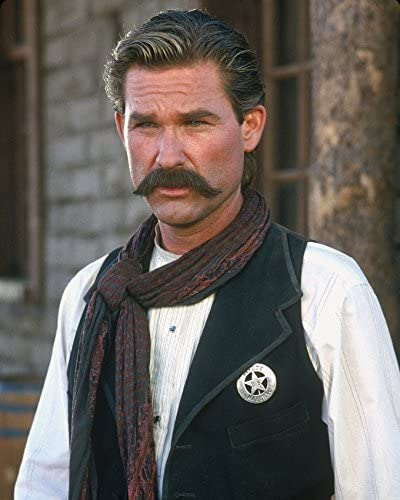 Kurt Russell 8x10 Photograph Portrait from Tombstone