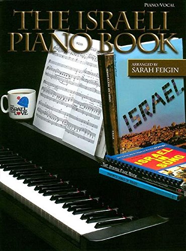 Israeli Piano Book