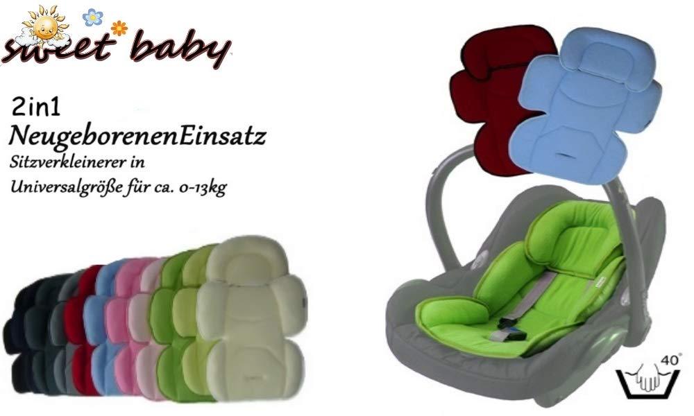 Riduttore per seggiolino Softy Maxi con poggiatesta rimovibile Sweet Baby