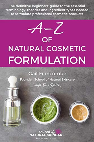 Natural Cosmetic Formulation terminology professional product image
