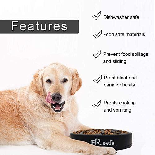 Tazón de comida lenta para perro 5