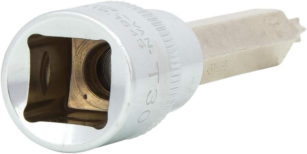 largo Toma poco CHROME T30 1//2 KS Tools 918.1645 TX