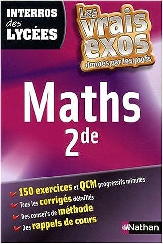 Maths 2de epub pdf