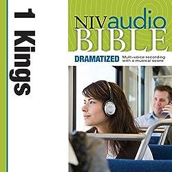 NIV Audio Bible: 1 Kings (Dramatized)