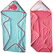 Carter's Carter's Baby Girls Bath Towels D04g042, Assorted, One Size Baby
