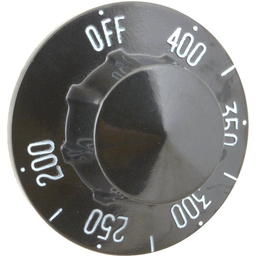 DEAN Thermostat Dial (200-400F,FLAT UP) 810-2035