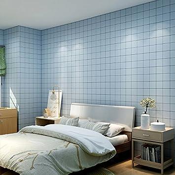 YUELA Selbstklebende Tapete, Schlafzimmer, warm, modern ...
