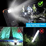 Solar Charger 25000mAh, Hiluckey Outdoor Portable