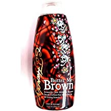 Ed Hardy Butter Me Brown Indoor Tanning Bed Lotion Bronzer 10 Oz by Ed Hardy