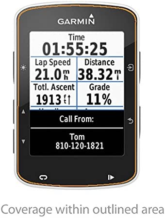 Garmin Edge 810 Screen Protector Shields From Scratches for Garmin Edge 810 HD Film Skin 2-Pack BoxWave/® ClearTouch Crystal