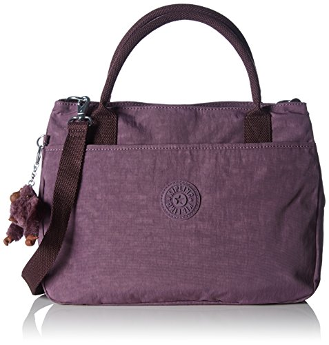 Kipling Womens Caralisa Shoulder Bag Purple (Violet Shades)