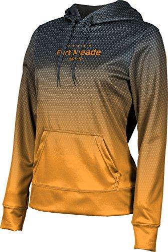 Price comparison product image ProSphere Girls' Fort Meade Military Zoom Hoodie Sweatshirt (Apparel) (Medium)