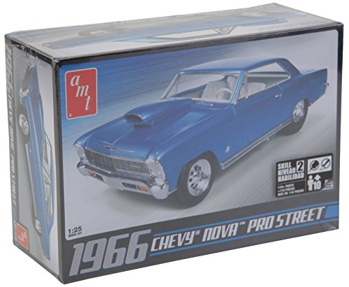 AMT 1/25 Scale '66 Chevy Nova Pro Street Dragster Kit from AMT