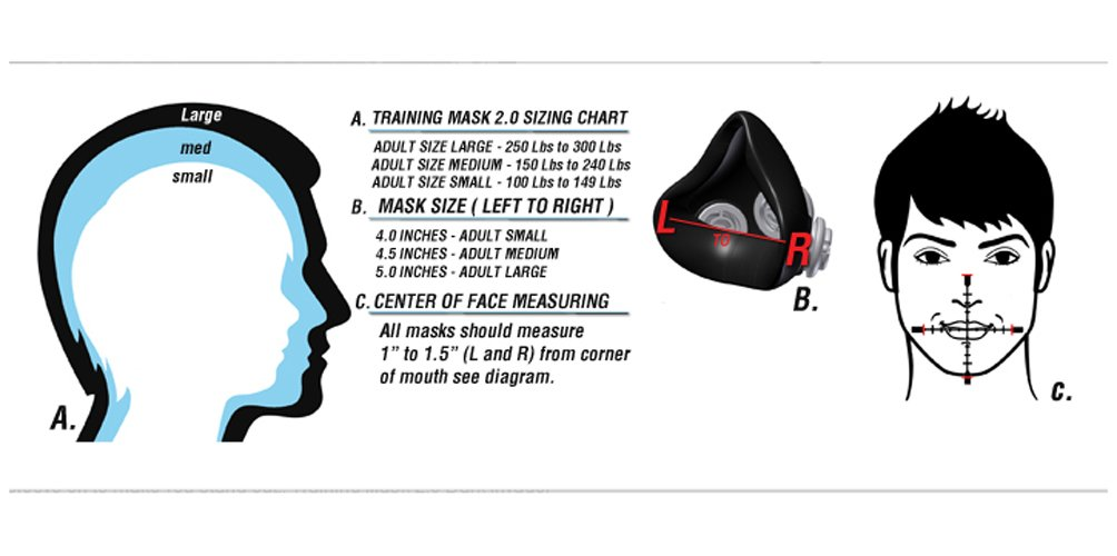 Training Mask Elevation Training Mask 2.0 Solid Purple Sleeve Medium