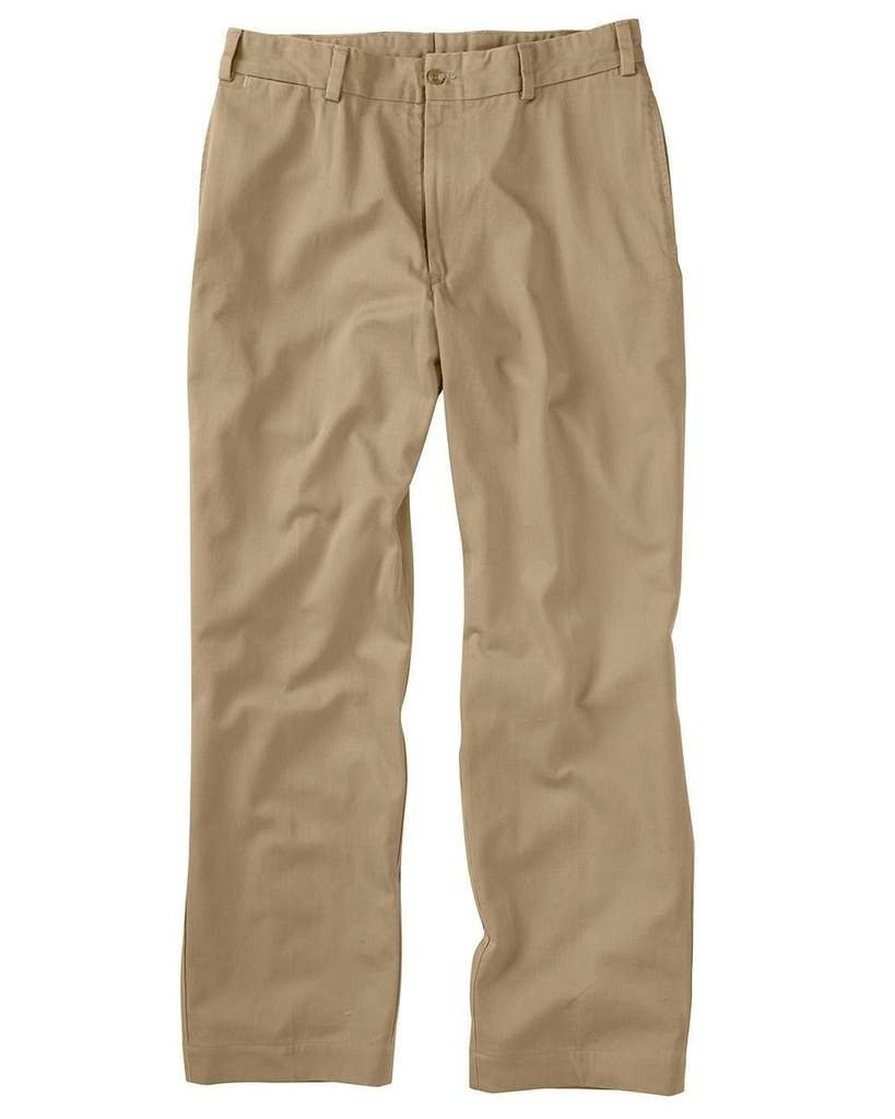 The Fine Swine Men's Bill's Khakis Original Twill M2 Pants 37 Khaki