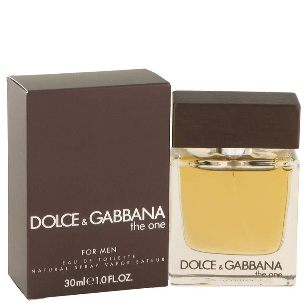 The One by Dolce & Gabbana Eau De Toilette Spray 3.4 oz Men